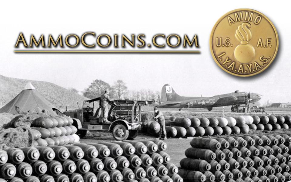 Custom Ammo Coins