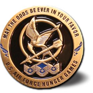 AF Hunger Games Front