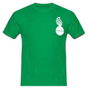 Green KCBB Shirt Front