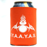 Orange Koozie Front