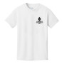 White Flag Shirt Front